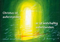 Poster Kirchenjahr - Ostern