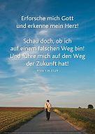Poster Kirchenjahr - Buß und Bettag