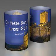 Lichtmotive - Ein feste Burg, Martin Luther
