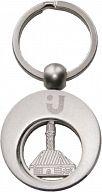 Schlüsselanhänger mit individuellem Einkaufschip