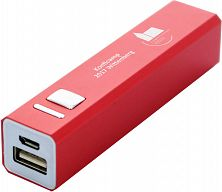USB-PowerBank Akku - individueller Aufdruck