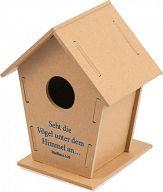 Vogelhaus aus Holz - Sehet die Vögel