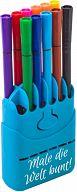 Filzstift-Set mit 12 Farben