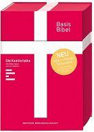 BasisBibel 2021, komfortable Ausgabe, rot
