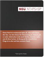 Neue Genfer Übersetzung NT+PS+SP Miniformat