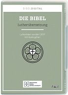 Lutherbibel revidiert - Computerbibel mit Apokryphen