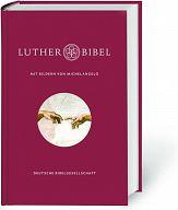 Lutherbibel revidiert - Michelangelo Geschenkbibel