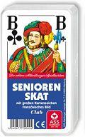 Senioren-Skat Karten, Seniorenkarten