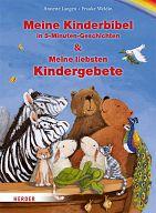 Kinderbuch-Set: Meine Kinderbibel & meine liebsten Kindergebete