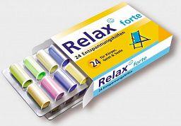 Losebox: Relax forte - 24 Entspannungshilfen