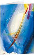 Kunst-Faltkarte - Auferstehung