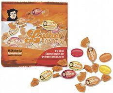 Luther-Bonbons, Geschenkidee zum Reformationstag