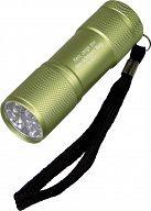 LED-Taschenlampe grün