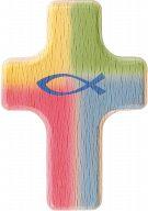Handkreuz, Kinderkreuz Ichthys zur Taufe oder Konfirmation