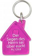 Schlüsselanhänger Haus-Segen