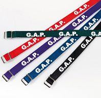 """Armband gewebt """"G.A.P."""""""