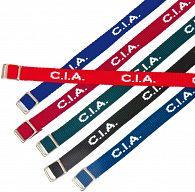 Armband gewebt, C.I.A.