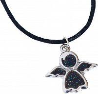 Halskette Farbwechsel-Engel, Engelanhänger
