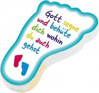 Baumwoll-Handtuch Fuß