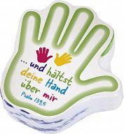 Baumwoll-Handtuch, Hand
