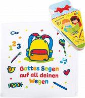 Baumwoll-Handtuch ABC, Schultüte