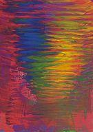 Kunstkarte: Durchscheinen
