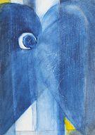 Kunstkarte: Engel des Friedens