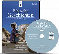 Biblische Geschichten DVD, erzählt mit Egli-Figuren