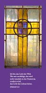 10erSet Ewigkeitskarte Kreuz, Einladungskarte zum Ewigkeitssonntag