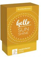 KostbarKarten: hello sunshine