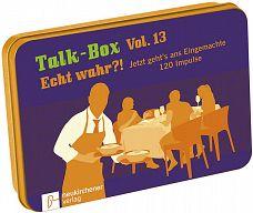Talk-Box Vol. 13 - Echt wahr?!