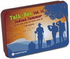 Talk Box Vol. 16 - Indian Summer