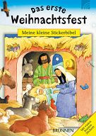 Stickerbibel: Das erste Weihnachtsfest
