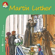 Minis: Martin Luther