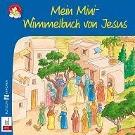 Minis: Mein Mini-Wimmelbuch von Jesus