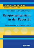Religionsunterricht in der Pubertät