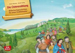 Kamishibai Bildkartenset - Die Ostererzählung