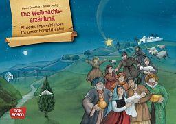 Kamishibai Bildkartenset Don Bosco - Die Weihnachtserzählung