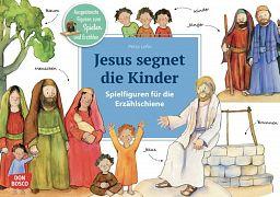 Jesus segnet die Kinder