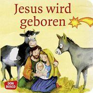 Mini Bibelgeschichte - Jesus wird geboren