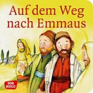 Mini Bibelgeschichte - Auf dem Weg nach Emmaus