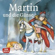 Mini Bilderbuch - Martin und die Gänse