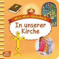 In unserer Kirche - Mini-Bilderbuch