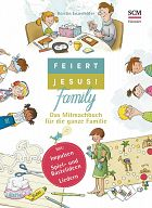 Feiert Jesus - Family, Mitmachbuch