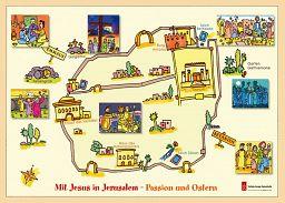 Mit Jesus in Jerusalem