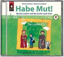 Habe Mut Lieder-CD