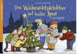 Adventskalender: Drei Weihnachtsdetektive auf heißer Spur