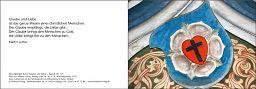 Leipziger Karte: Glaube und Liebe