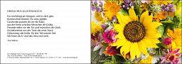 Leipziger Karte: Geburtstagswunsch