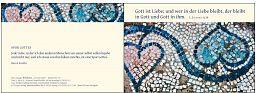 Leipziger Bibelkarte: Gott ist Liebe